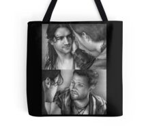 Nagron First Kiss (Spartacus) Tote Bag