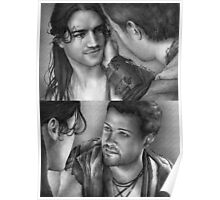 Nagron First Kiss (Spartacus) Poster