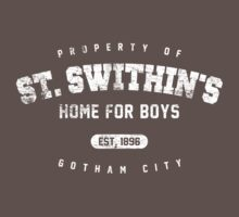 St. Swithin's Home for Boys - worn look Kids Clothes