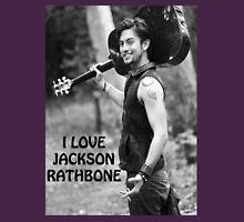 I <3 Jackson Rathbone Unisex T-Shirt