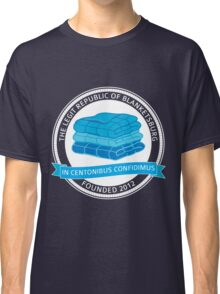 The Legit Republic of Blanketsburg Classic T-Shirt
