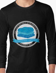 The Legit Republic of Blanketsburg Long Sleeve T-Shirt
