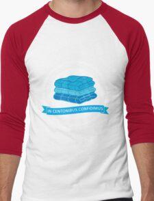 The Legit Republic of Blanketsburg Men's Baseball ¾ T-Shirt