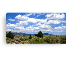 A Pretty Little Scene Canvas Print