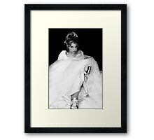What's It All About? Framed Print