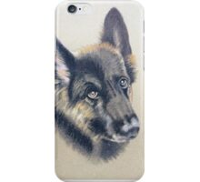 Koffi the beautiful German Shepherd iPhone Case/Skin