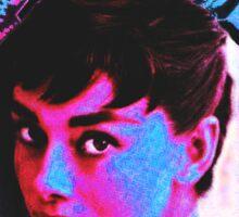 HOLLY (Audrey Hepburn) Sticker