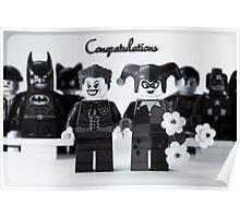 Wedding Congratulations Poster