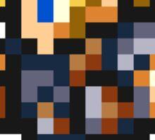 Cloud Strife Sprite - FFRK - Final Fantasy VII (FF7) Sticker