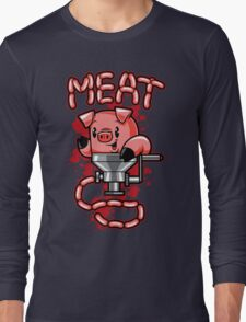 Nice to Meat You! Long Sleeve T-Shirt