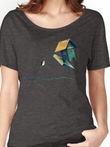 Flying Bird...house Women's Relaxed Fit T-Shirt