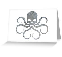 Hail Hydra! Greeting Card