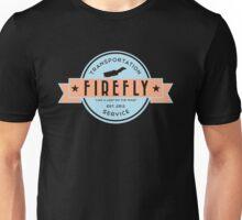 FIREFLY alphacoder transport Unisex T-Shirt