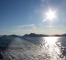 Convergence of Sun and Sea by boydhowell