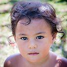 A Tahitian Beauty by Robert Kelch, M.D.