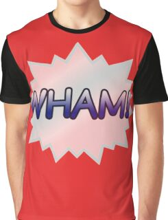 RED WHAM Graphic T-Shirt