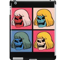 Skeleton Warhol iPad Case/Skin