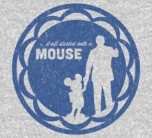 Started with a Mouse Kids Clothes