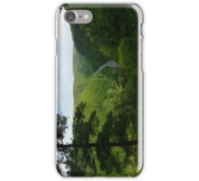 Rolling Green Valley iPhone Case/Skin