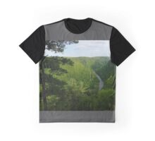 Rolling Green Valley Graphic T-Shirt