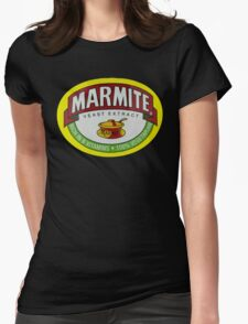 Marmite Womens Fitted T-Shirt