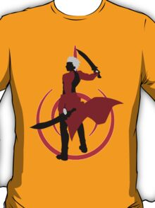 Fate Stay Night - Archer Silhouette T-Shirt