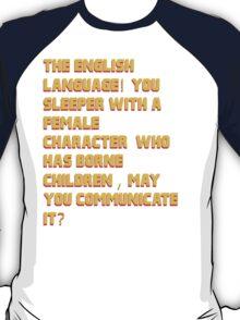Jules like a sir T-Shirt