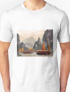 Ha Long Bay Unisex T-Shirt