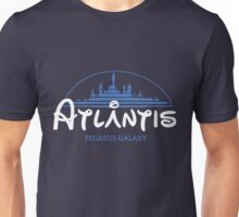 The Wonderfull City of Atlantis (Stargate) Unisex T-Shirt