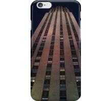 Night Skyscraper iPhone Case/Skin