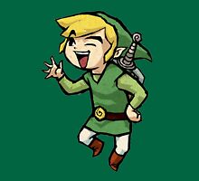Link's Hello! Unisex T-Shirt