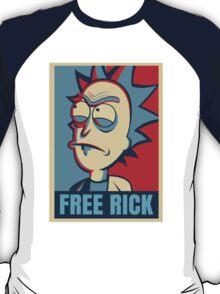Free Rick T-Shirt