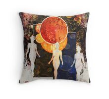 Universe Review Panel Throw Pillow