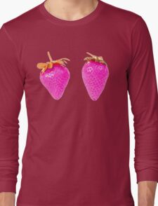 strawbits Long Sleeve T-Shirt