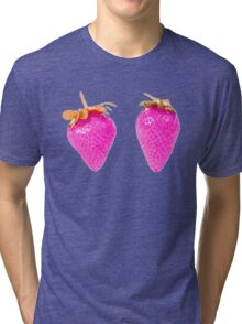 strawbits Tri-blend T-Shirt
