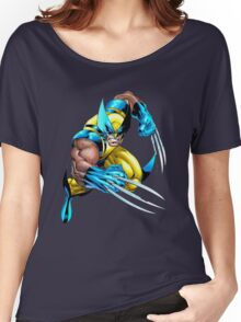 The Wolverine Women's Relaxed Fit T-Shirt