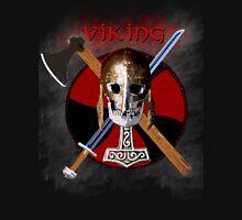 VIKING – Shield Skull Unisex T-Shirt