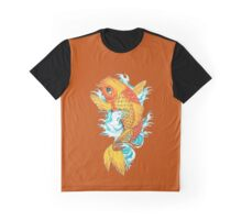 Carp Koi Graphic T-Shirt