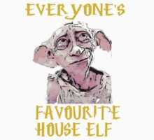 Harry Potter Dobby everyone's favourite House Elf by rachick123