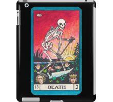 Tarot Card - Death iPad Case/Skin