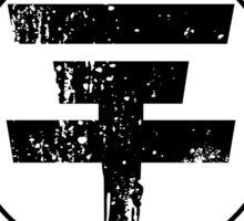 Tomglish University | BLACK TEXT Sticker