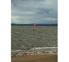 Windsurfer 2 Photographic Print