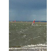 Windsurfer 3 Photographic Print
