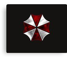 Resident Evil 2 Canvas Print