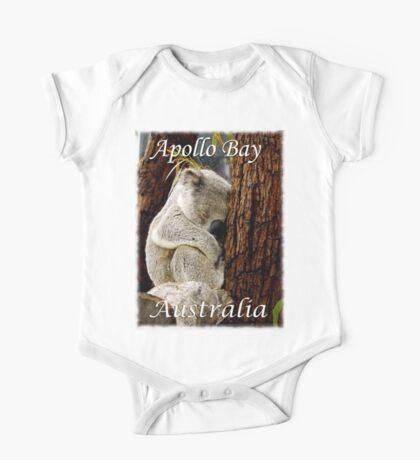 Koala Apollo Bay, Victoria, Australia Tee Shirt One Piece - Short Sleeve