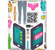Proximity Shop Concept Isometric iPad Case/Skin