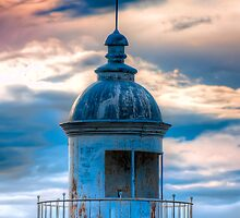 Canal Lighthouse by Sylvain Dumas