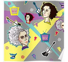 Saved by the St Vincent Poster