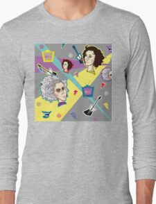 Saved by the St Vincent Long Sleeve T-Shirt