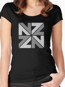 NZ Women's Fitted Scoop T-Shirt